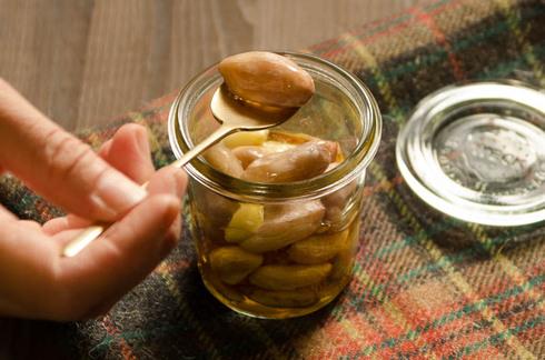 落花生で作る、ハニーナッツ